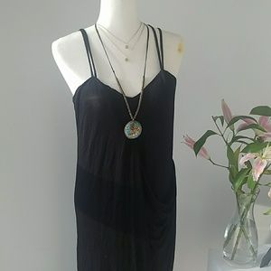 Michael Stars Strappy Maxi Dress